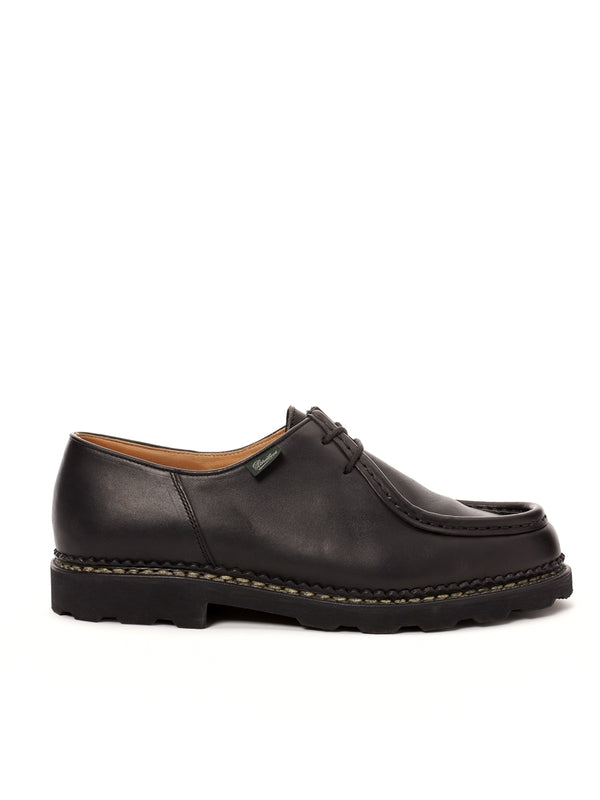 Paraboot Michael Smooth Leather Black
