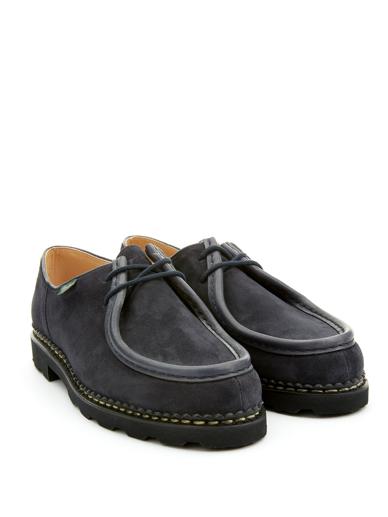Paraboot Michael Navy Suede