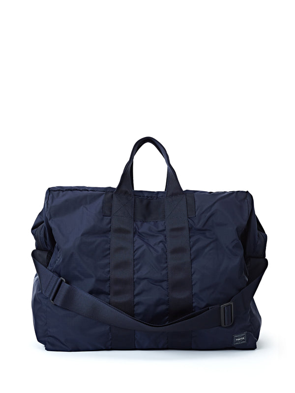 Porter Flex 2Way Duffle Bag Navy