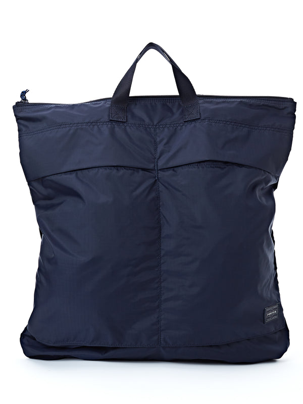 Porter-Yoshida & Co Navy 2-way Flex Helmet Bag