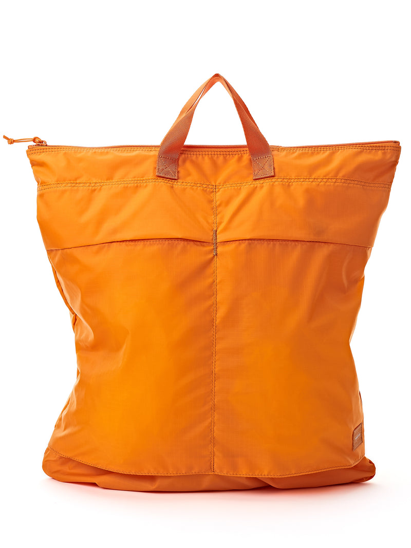 Porter Flex 2Way Helmet Bag Orange