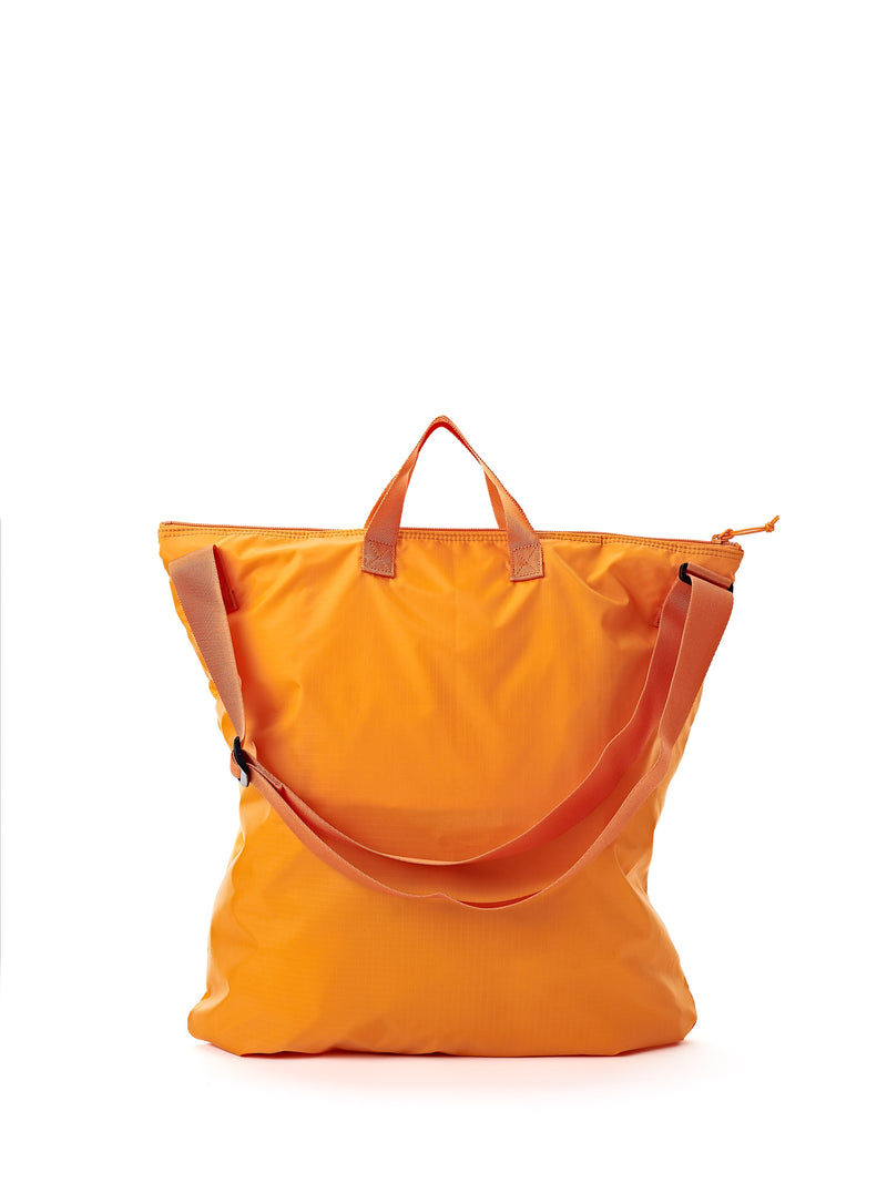 Porter-Yoshida & Co Orange 2-way Flex Helmet Bag
