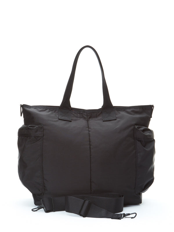 Porter Force 2Way Tote Bag Black