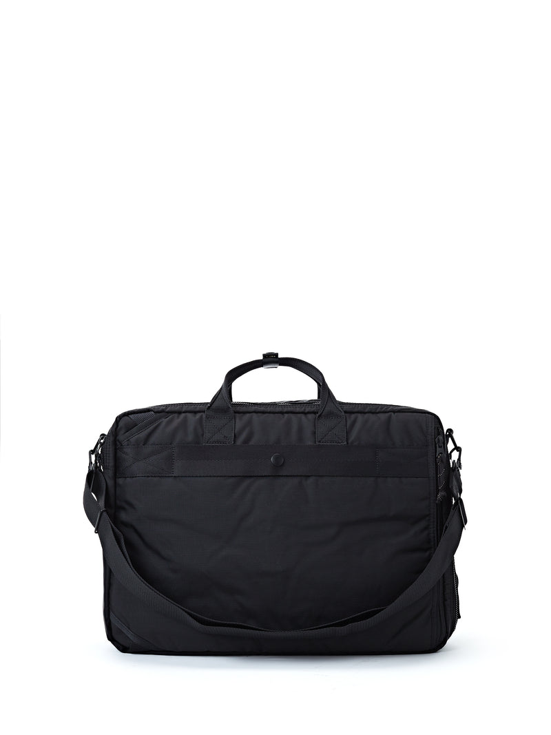Porter-Yoshida & Co Black 3-way Force Briefcase