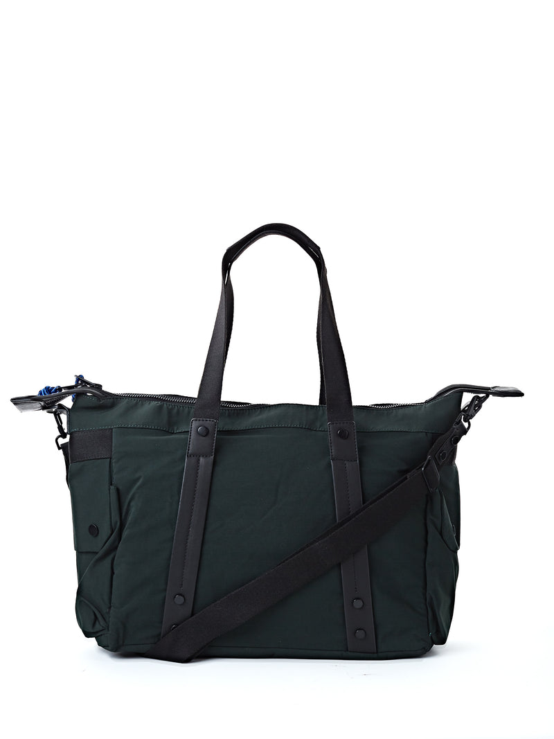 Ecoalf Vilnius Weekend Bag Green