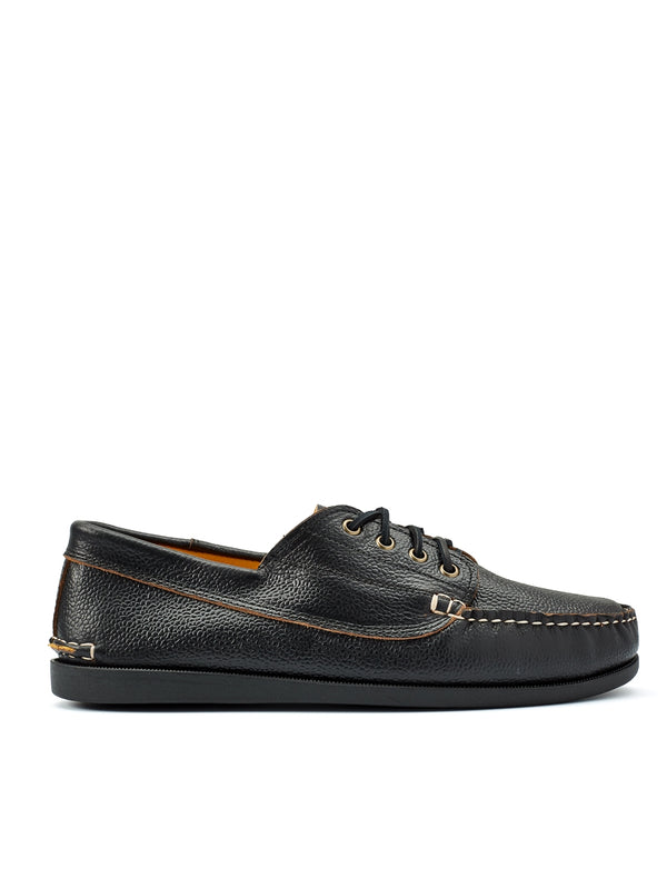 Quoddy Maliseet Oxford Chromexcel Black
