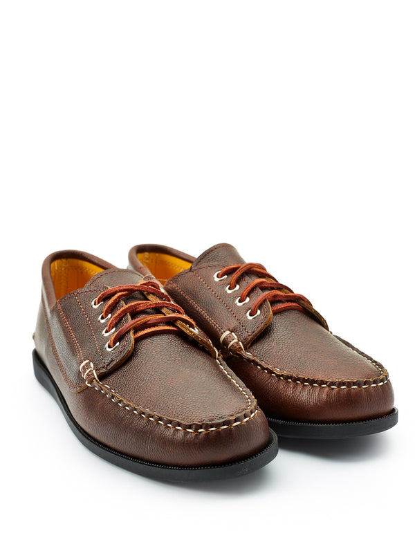 Quoddy Maliseet Oxford Chromexcel Brown