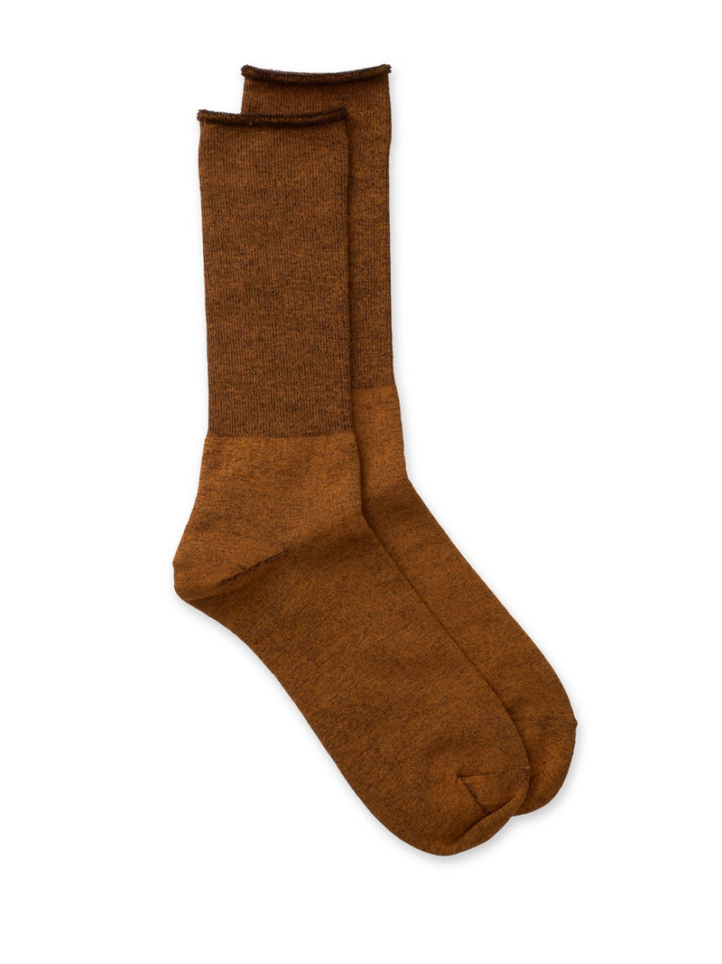 Ro To To City Socks Yellow/Brown