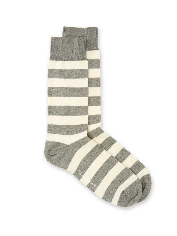 Miller Socks Byram Grey/Oatmeal
