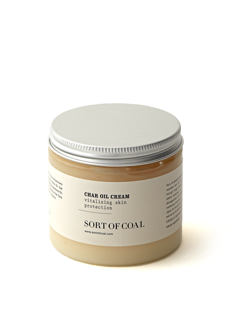 Sort of Coal Char Oil Skin Cream