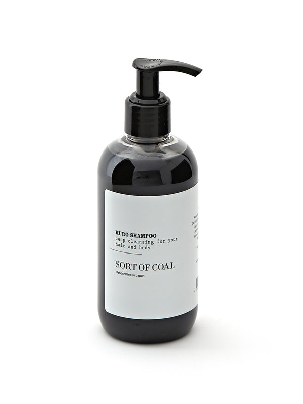 Sort of Coal Kuro Shampoo 250ml