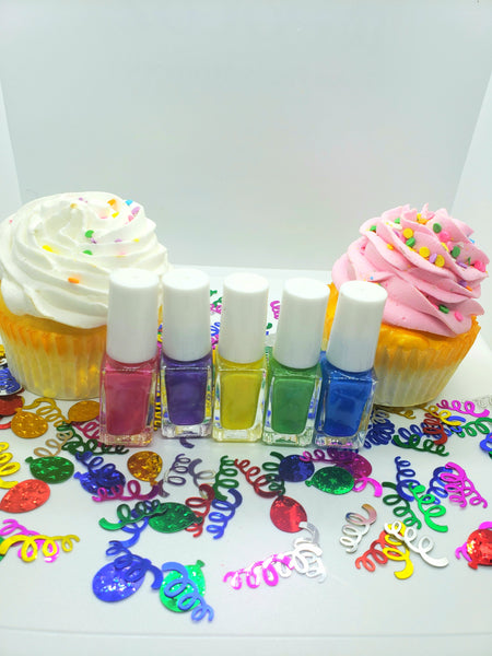 Lemon Nail Glaze 5ml