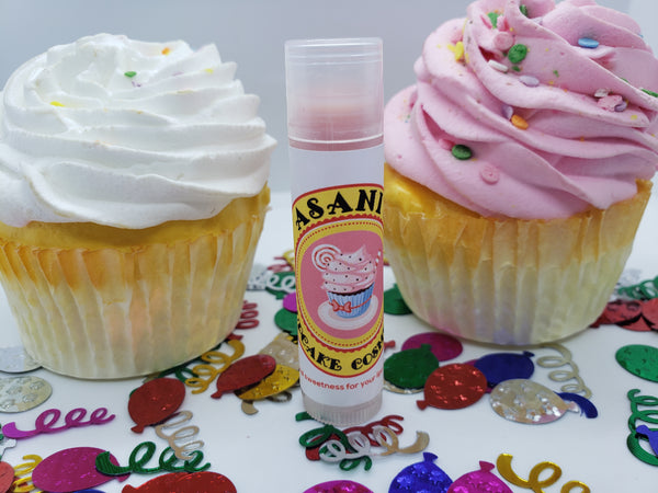 Birthday Cupcake Lip balm