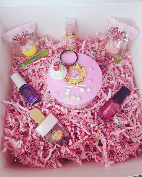 Cupcake Wasted Box