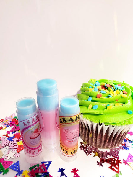 3 pack Bubblegum Cotton Candy Cupcake