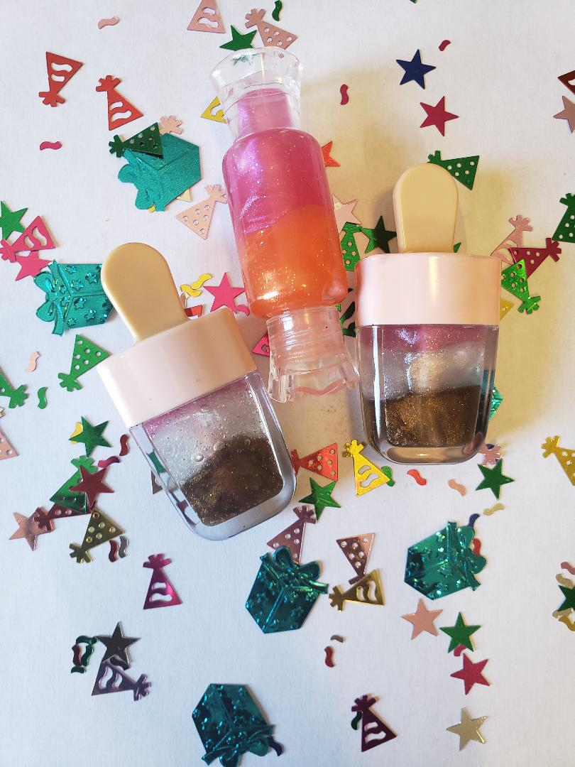 3 party pack Lip Icing(gloss)