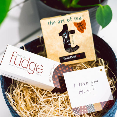 Gift Pack | 1 Fudge & 1 Tea