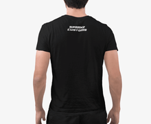 Load image into Gallery viewer, Sparkz Customs™ Left-Profile Racing Stripe T-shirt