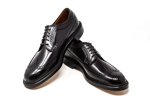 Long Wing Blucher - Cordovan
