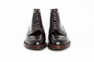 Cordovan Wing Tip Boot - Proconsul Exclusive