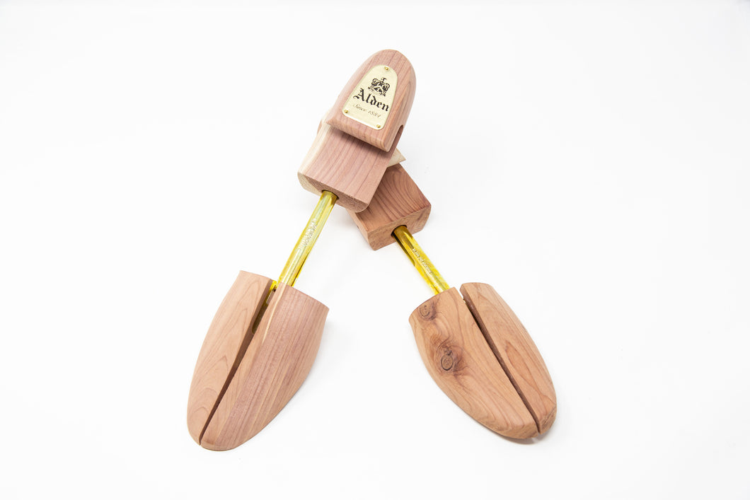 Alden Cedar Shoe Tree
