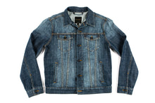 Load image into Gallery viewer, Cornerstone Jean Jacket - Four Year Wash