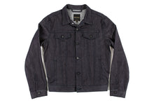 Load image into Gallery viewer, Cornerstone Indigo Stretch Denim Jacket