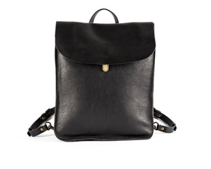 Arlo Leather Backpack (L)