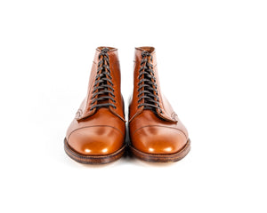 Straight Tip Boot - Calfskin