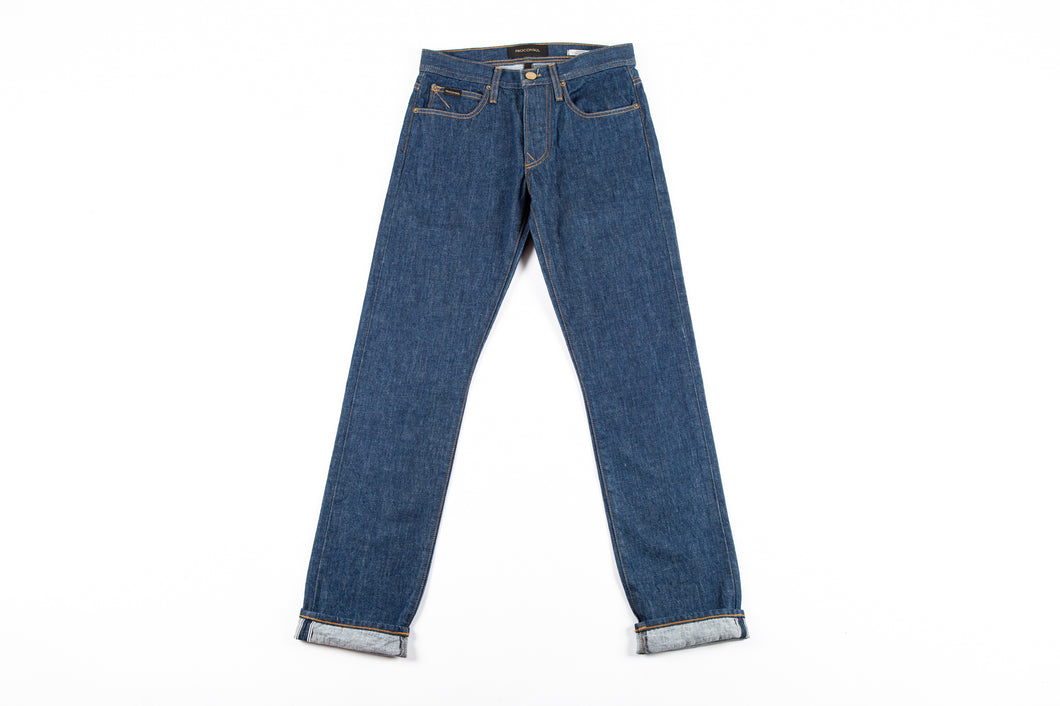 Washed Selvedge Jean