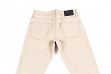 Load image into Gallery viewer, Twill Five-Pocket Pant