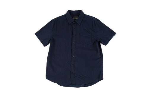 S/S 1 Patch Pocket Eugene Shirt