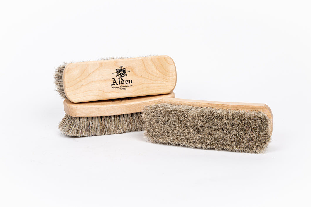 Alden Horsehair Shoe Brush
