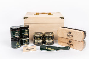 Alden Valet Shoe Care Box