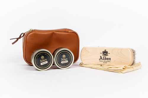 Alden Travel Kit - Calfskin