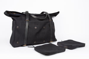 Concorde Travel Bag (Black)