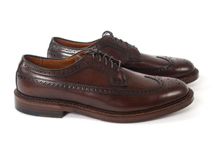 Long Wing Blucher - Calfskin