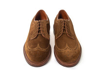 Load image into Gallery viewer, Long Wing Blucher - Suede