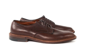 Unlined Plain Toe Blucher