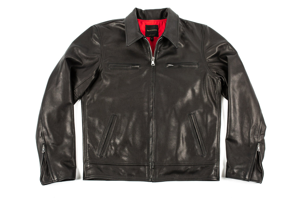 Wayfarer Leather Jacket