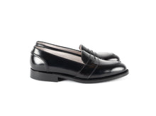 Load image into Gallery viewer, Full Strap Slip-On Loafer - Cordovan