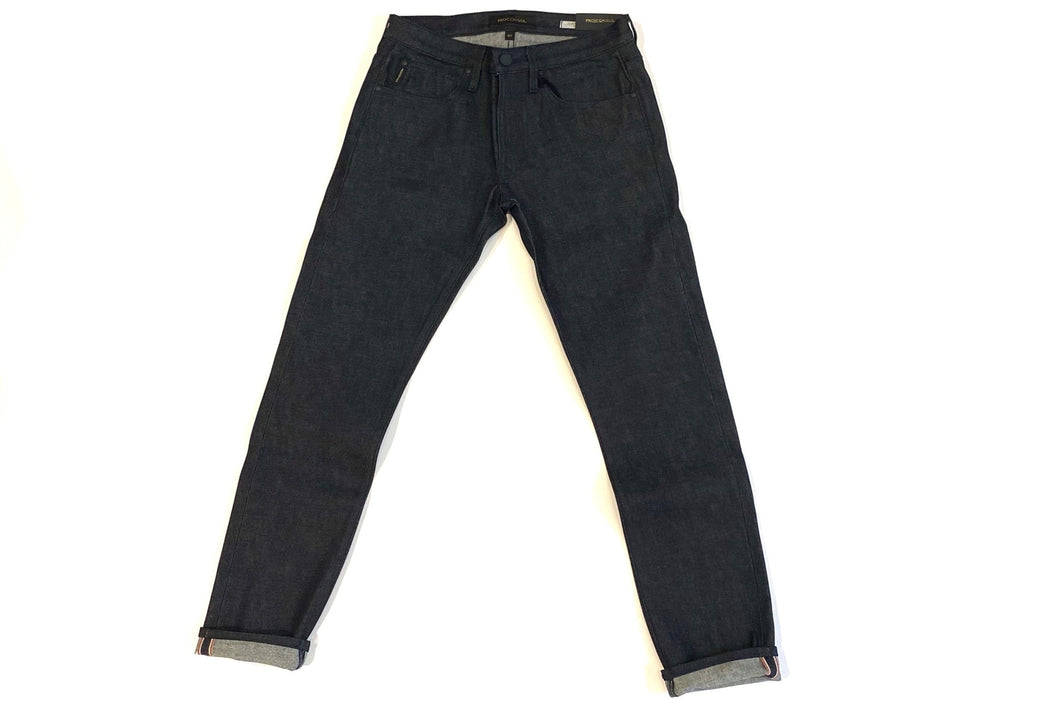 Japanese Nihon Menpu Selvedge Navy Stitch