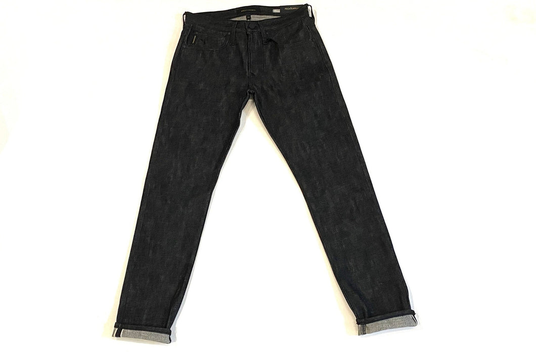 Kaihara Selvedge Black Stitch