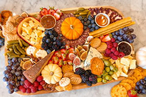 Pumpkin Lovers Platter