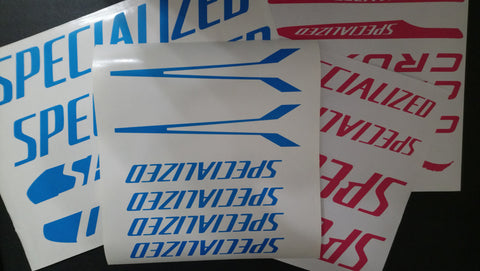 Specialized Crux Decal Set Photo 2