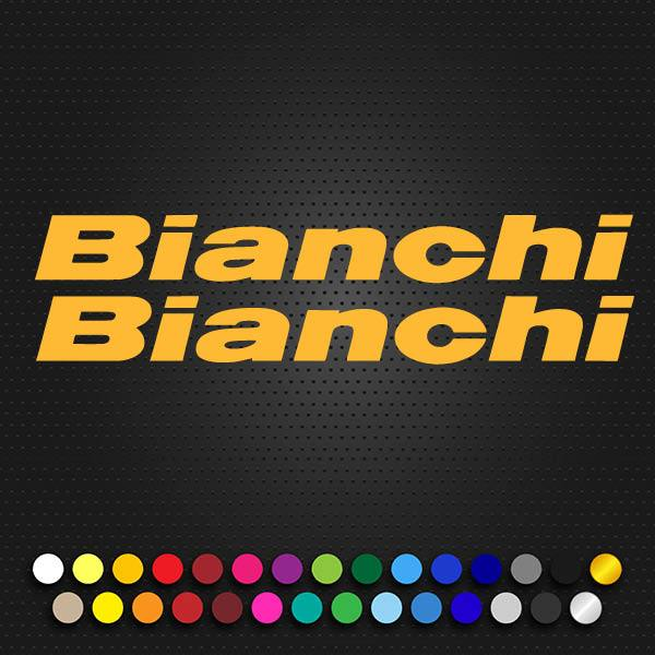 Bianchi Via Nirone 7 Large Letter Set 240Mm X 27Mm. (Np1)