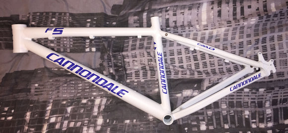 Cannondale F5 Solid Graphics Set Photo 1