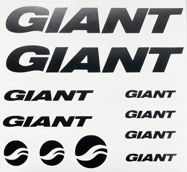 Giant Graphics Sticker Set.