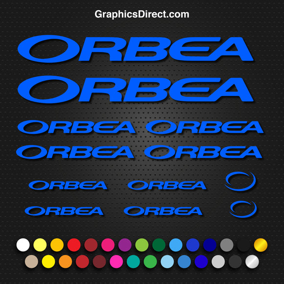 ORBEA Bike Graphics Set Photo