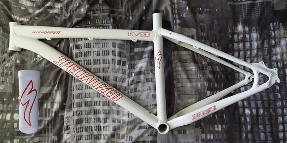 Specialized M4 Rockhopper Graphics Set (Outline) Photo 1